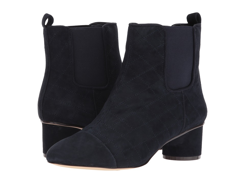Nine West Interrupt (Navy Multi Suede) Women
