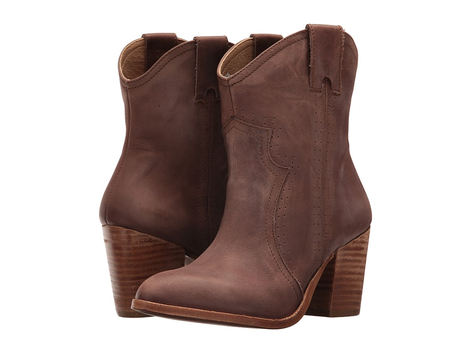 Coolway Dallas (Brown Leather) Women