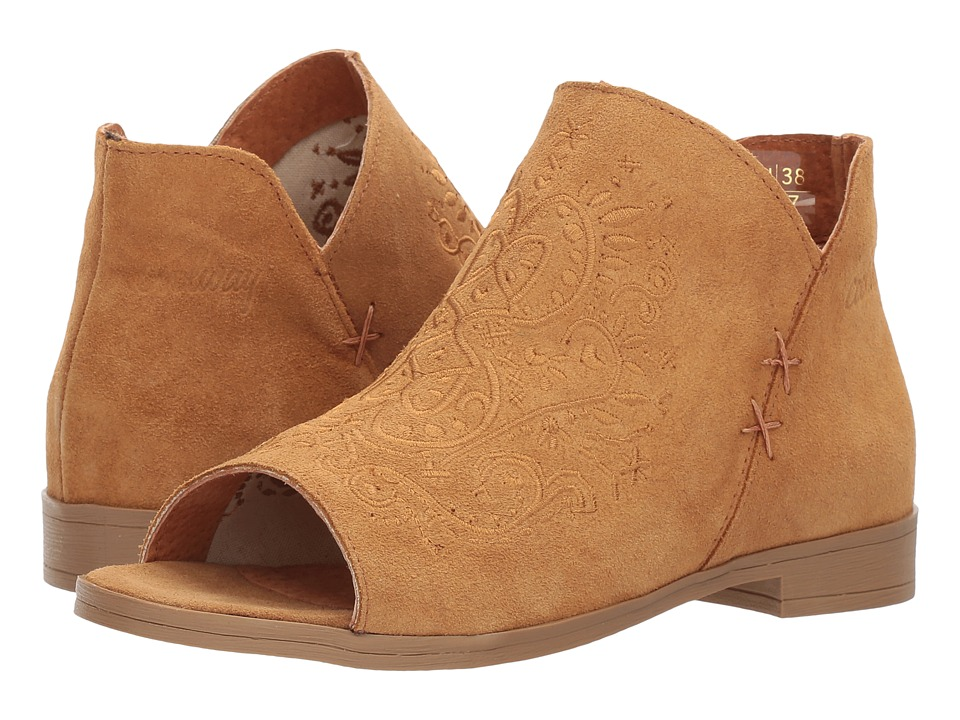 Coolway Celia (Brown Leather) Women