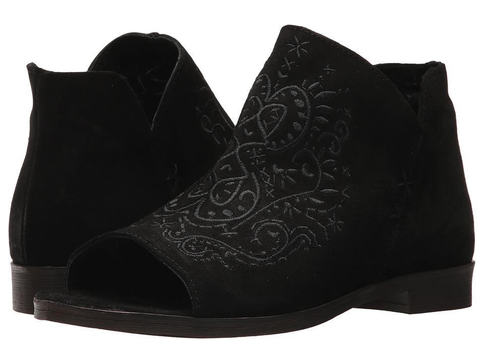 Coolway Celia (Black Nappa Leather) Women