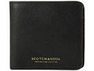 Scotch & Soda Classic Leather Billfold Wallet