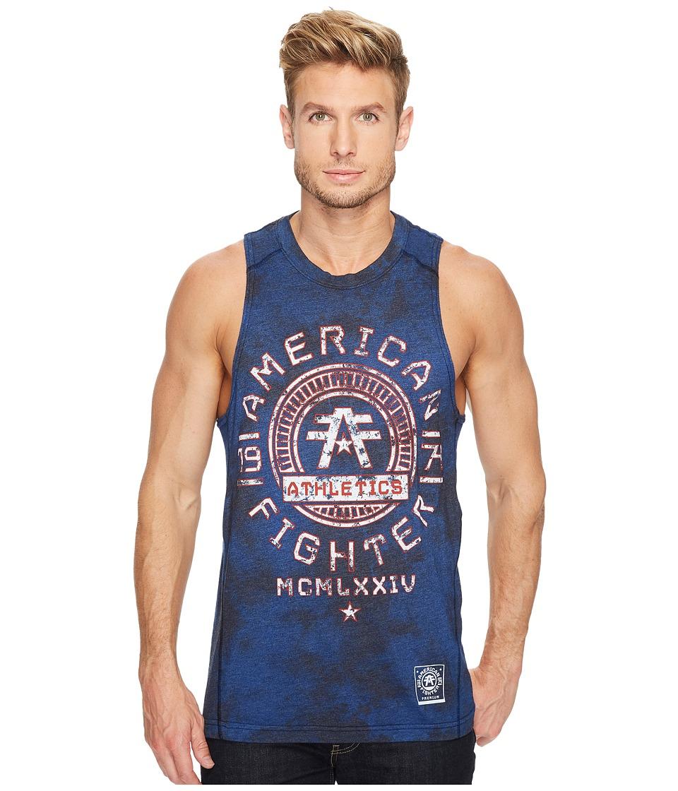 American Fighter - Park Ridge 50/50 Athletic Tank Top