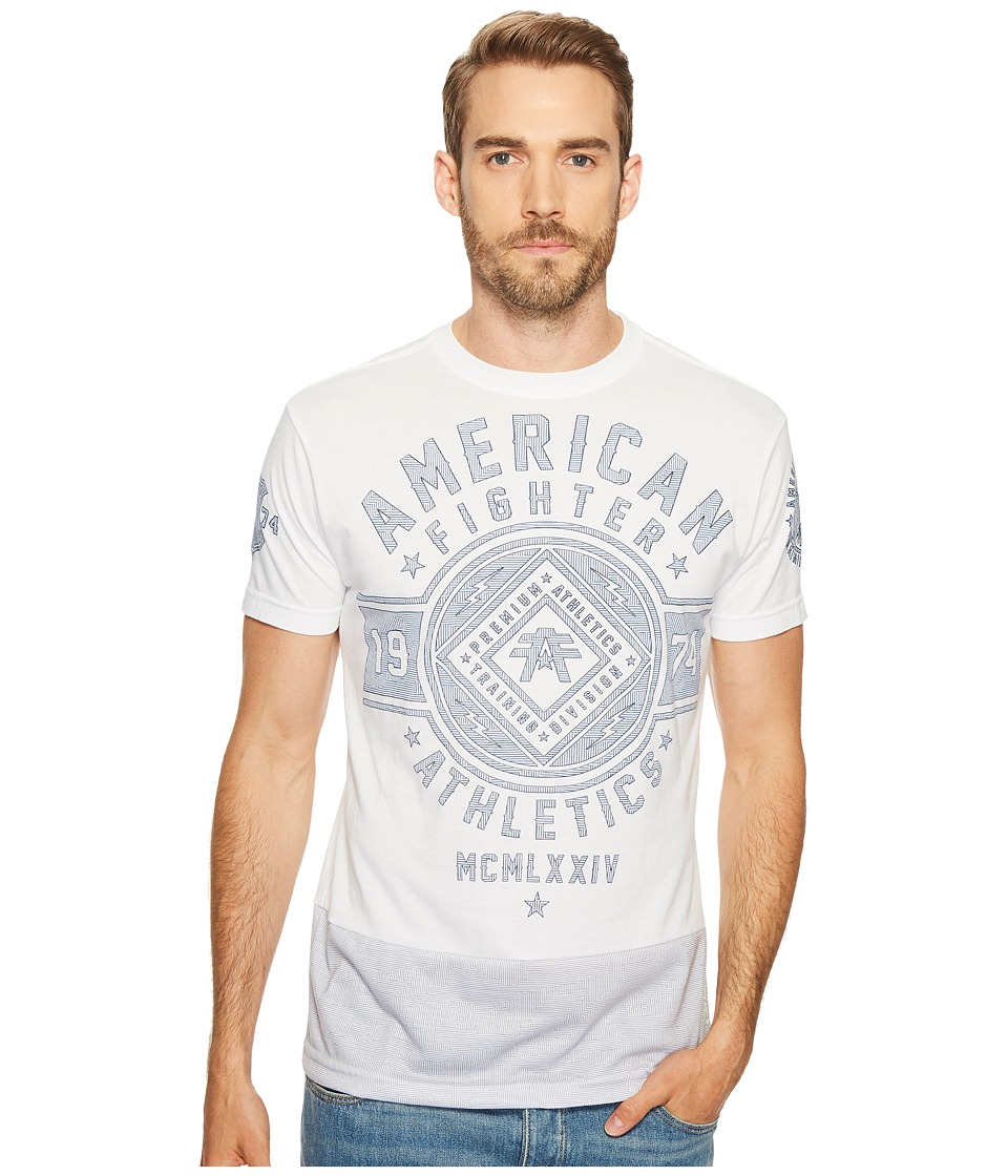 American Fighter - Chestnut Hill Camo Mirage Short Sleeve Tee