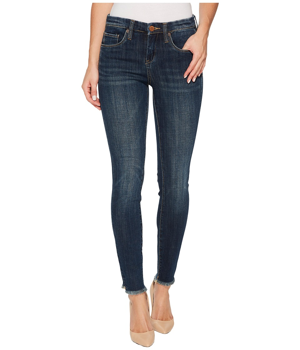Blank NYC Mid-Rise Denim Skinny in Rumor Mill (Rumor Mill) Women