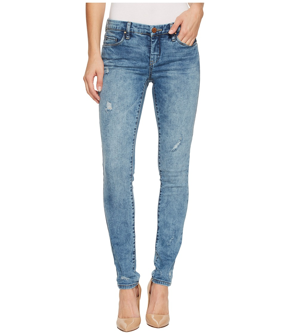 Blank NYC Denim Distressed Skinny in Block Party (Block Party) Women