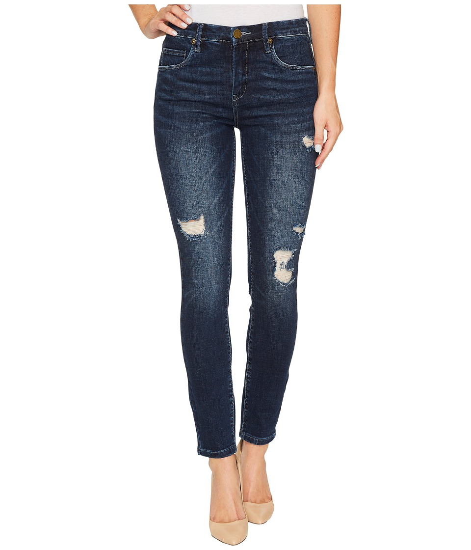 Blank NYC High-Rise Destructed Skinny in Modern Vice (Modern Vice) Women