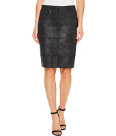 Karen Kane - Stretch Faux Leather Skirt
