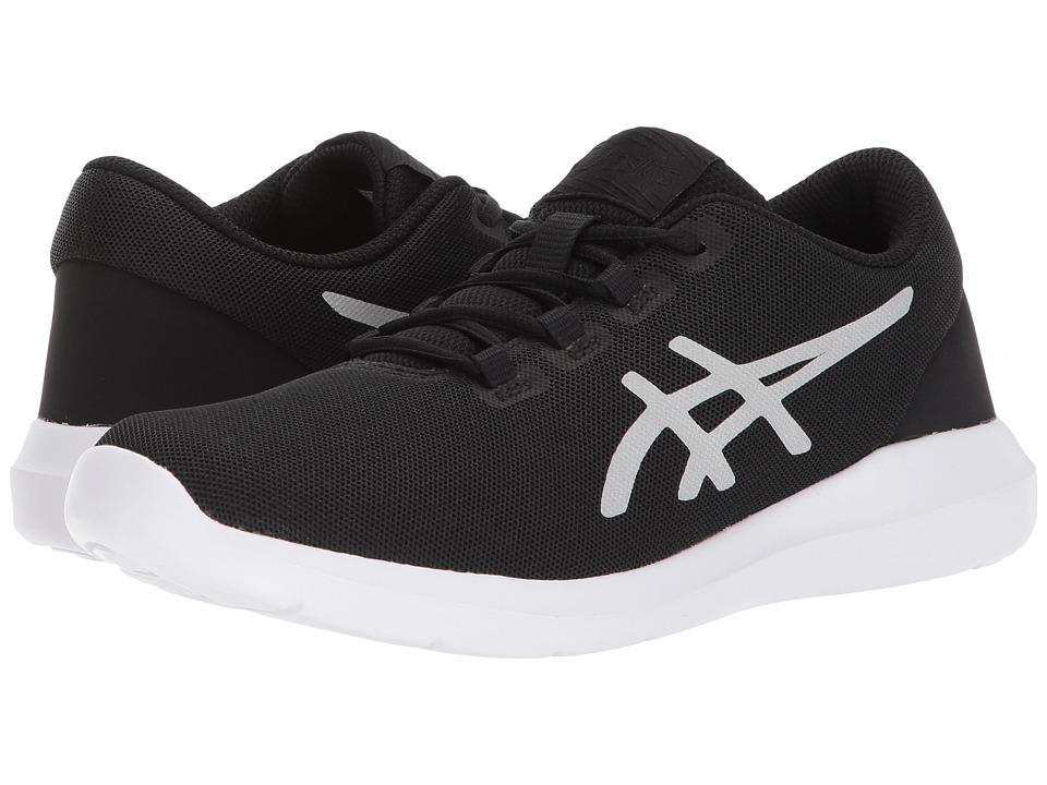 ASICS Metrolyte 2 (Black/Silver/White) Walking Shoes
