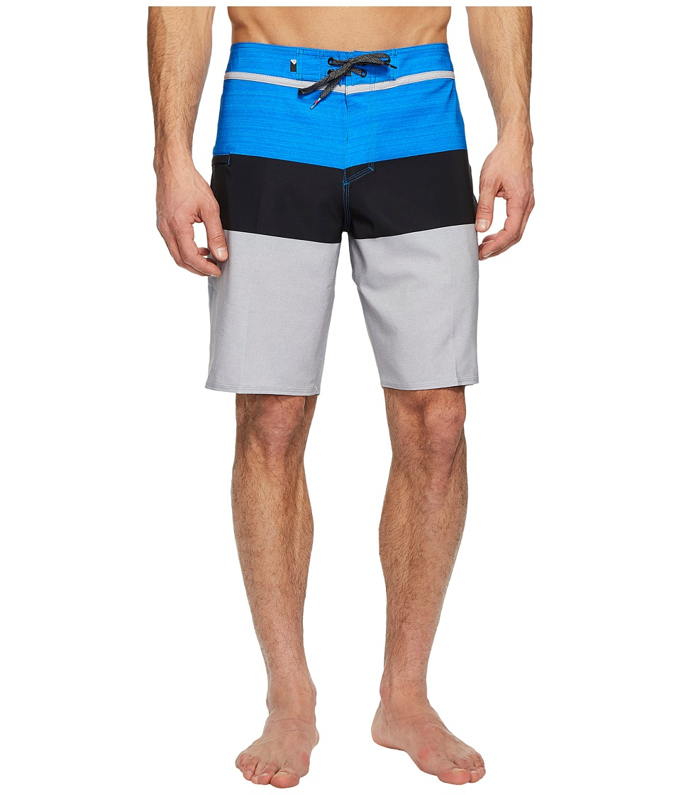 Quiksilver Everyday Blocked Vee 20 Boardshorts (Electric Blue) Men