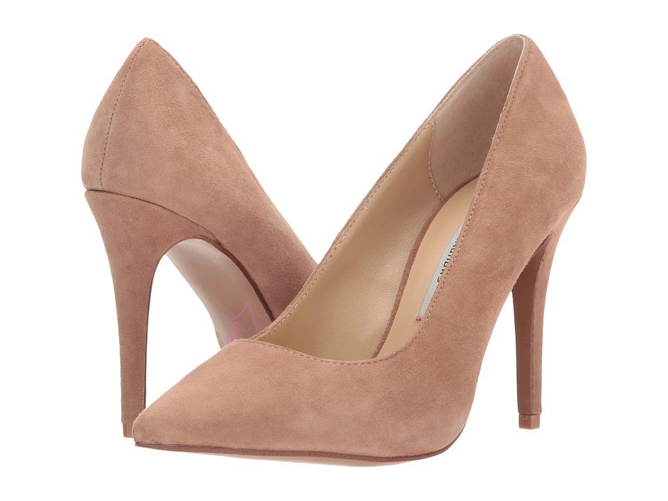 Kristin Cavallari Gisele Pump (Clay Kid Suede) High Heels