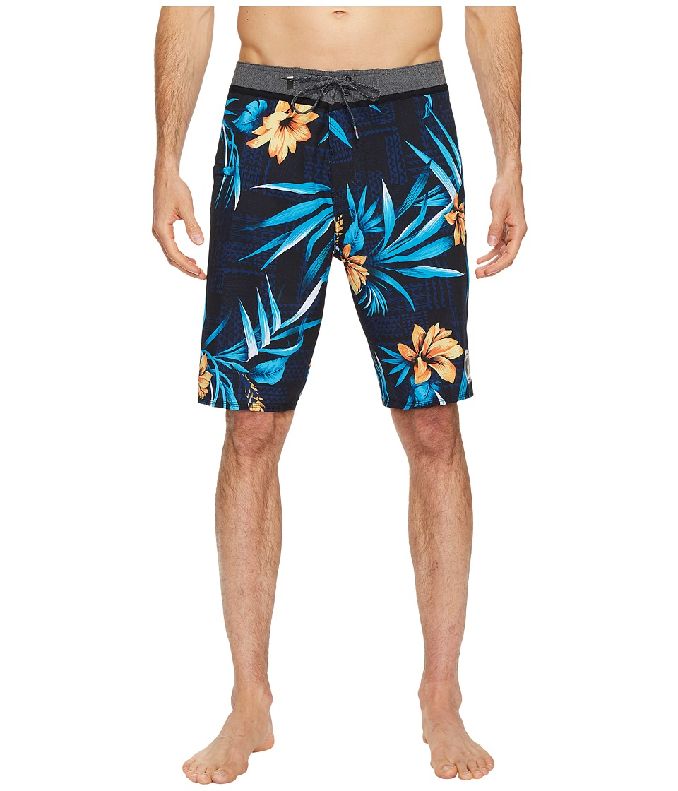 Quiksilver Everyday Hawaii Vee 21 Boardshorts (Estate Blue) Men