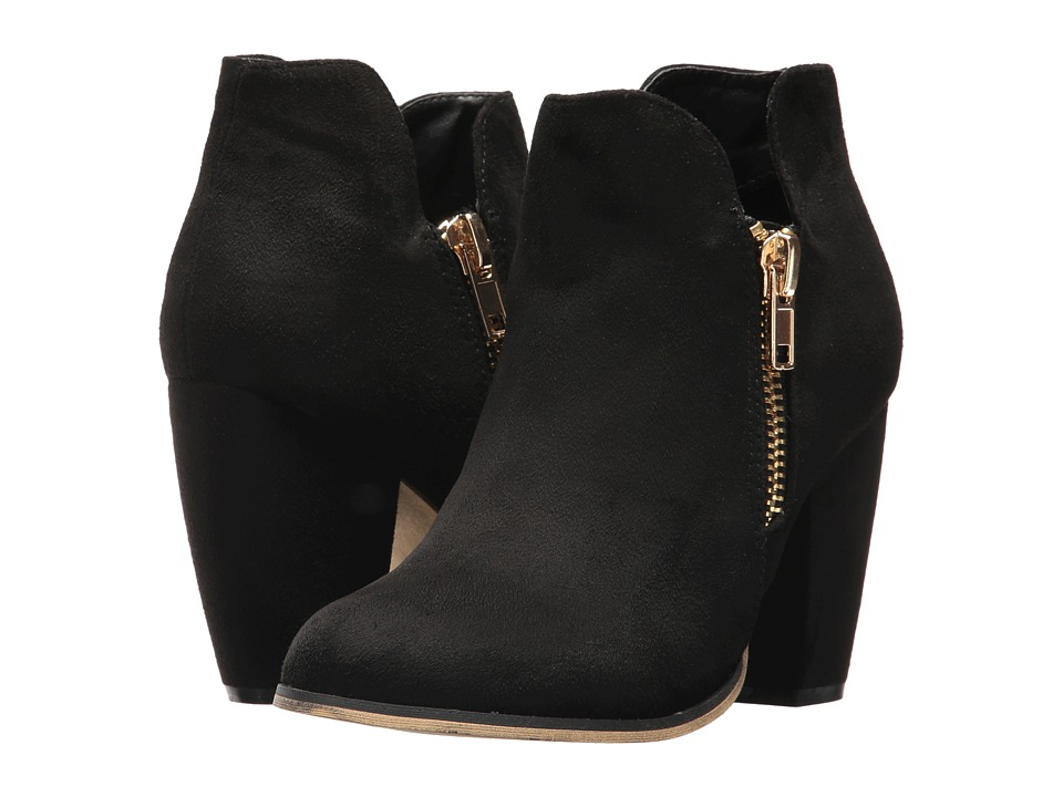 Michael Antonio Marlie (Black Suede) Women