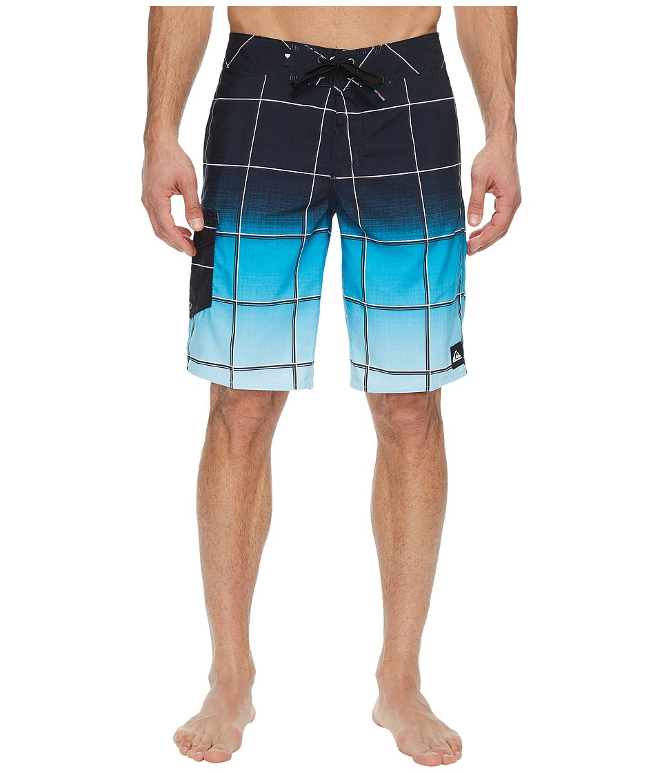 Quiksilver Everyday Prints 21 Boardshorts (Atomic Blue) Men