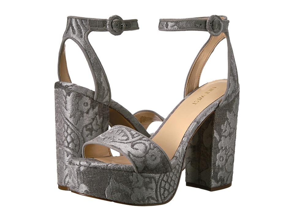 Nine West - Krewl (Grey Fabric) Womens Sandals