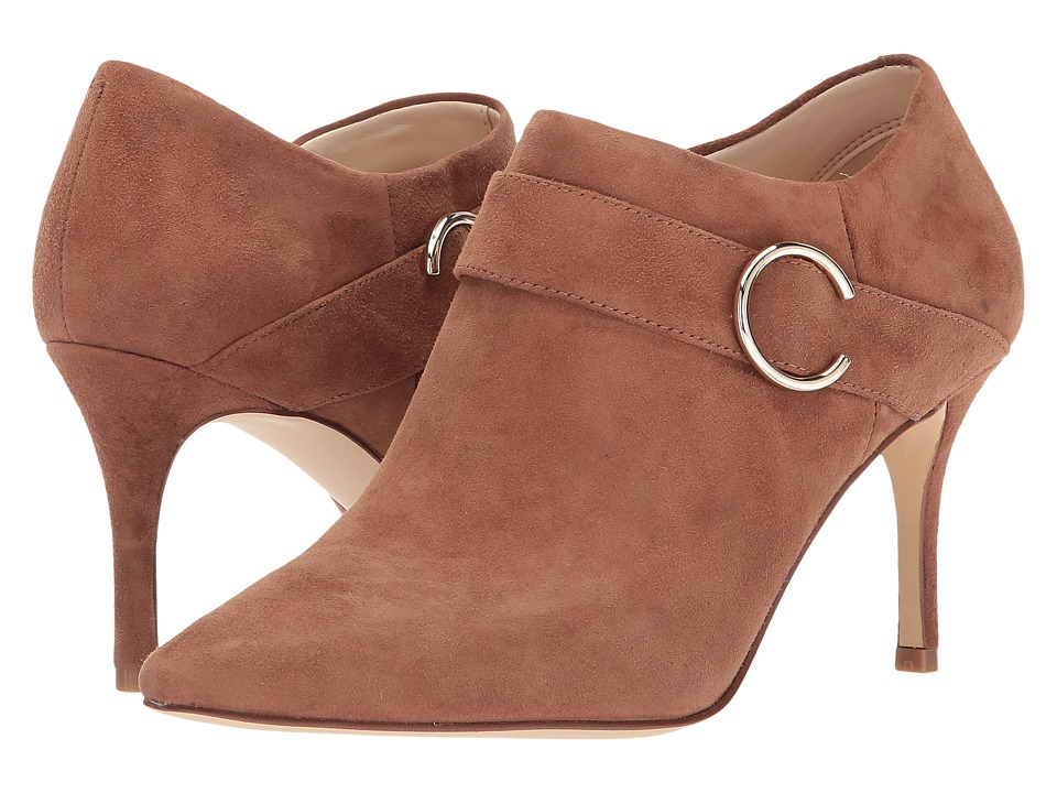 Nine West Megaera (Dark Natural Suede) Women