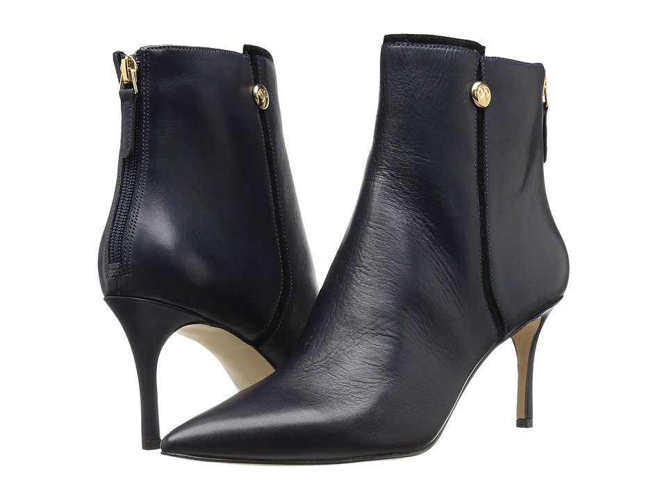 Nine West Monsoon (Navy/Black Leather) Women