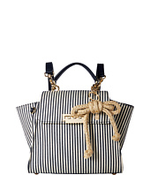 ZAC Zac Posen - Eartha Iconic Convertible Backpack with Striped Canvas