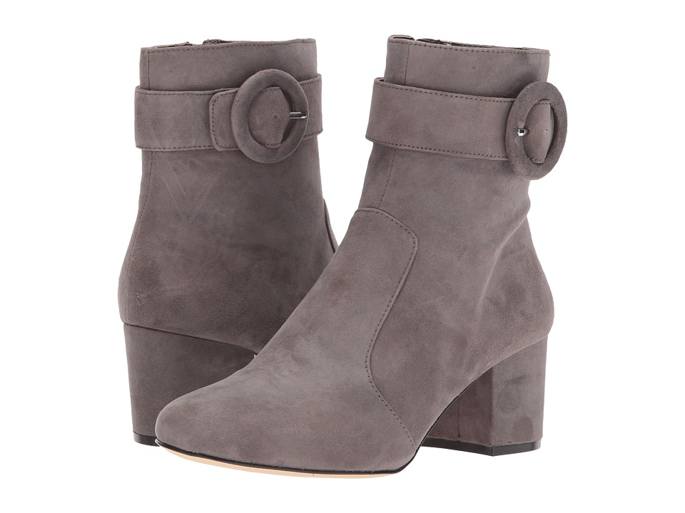 Nine West Quilby (Dark Drey Suede) Women