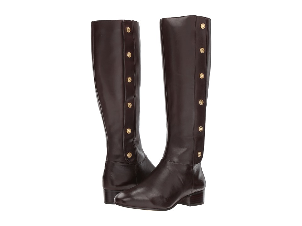 Nine West Oreyan (Dark Brown Leather) Women
