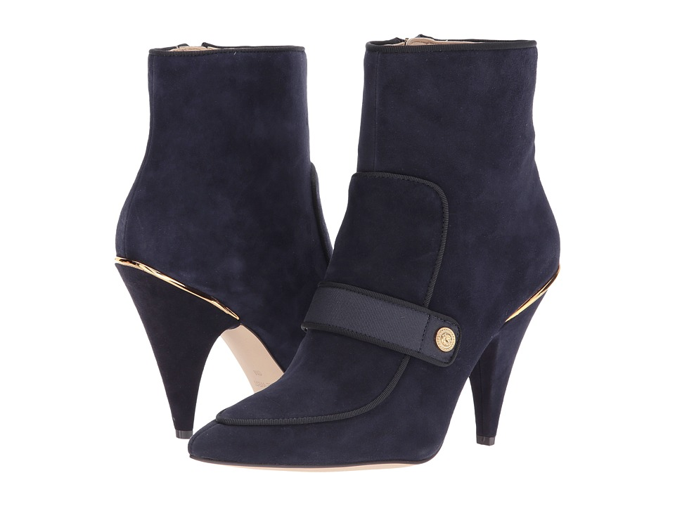 Nine West Westham (Navy/Black Suede) Women