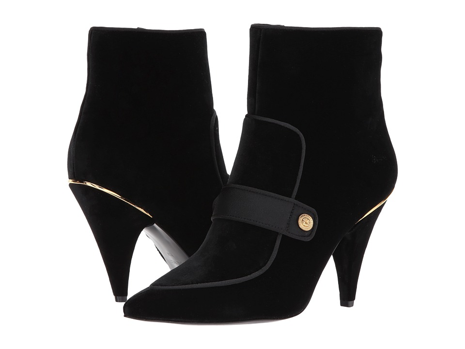 Nine West Westham (Black/Black Fabric) Women