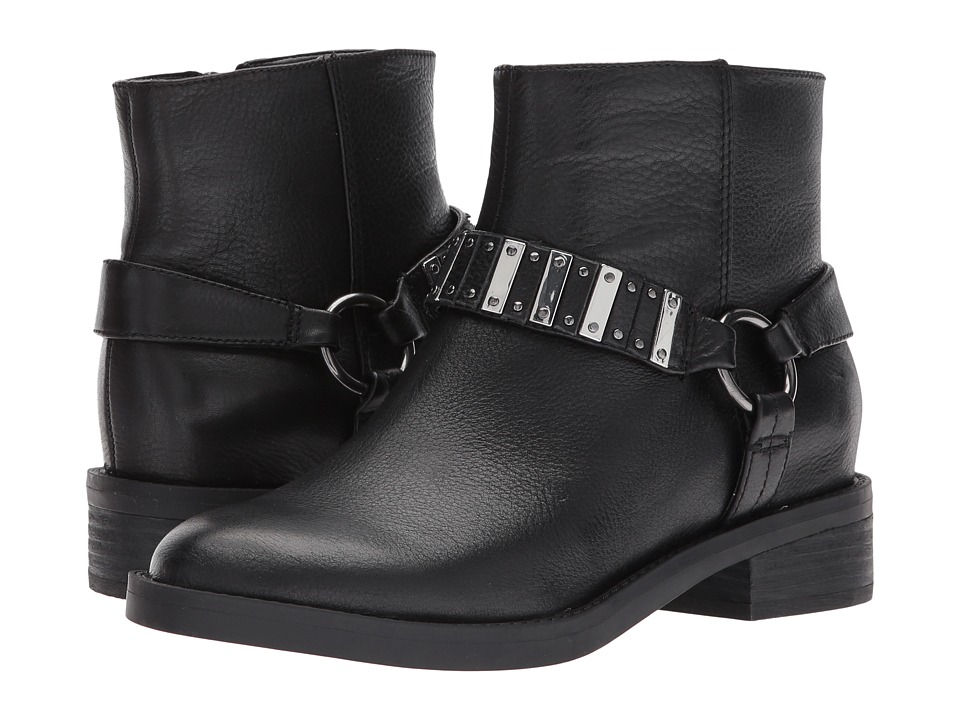 Nine West Tanit (Black Leather) Women