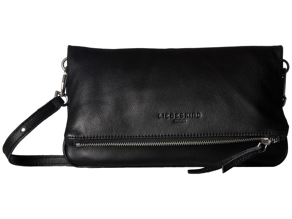 Liebeskind - Aloe7 (Black) Handbags