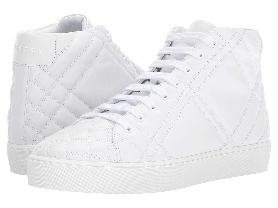 Burberry Westford H Q (Optic White) Women
