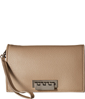 ZAC Zac Posen - Eartha Relaxed Wristlet - Pebble