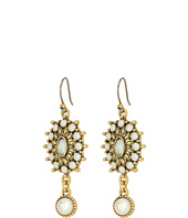 Lucky Brand - Mother-of-Pearl Squash Blossom Earrings