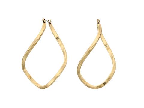 Lucky Brand Orbiting Hoop Earrings - Gold
