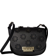 ZAC Zac Posen - Eartha Iconic Saddle - Floral Applique