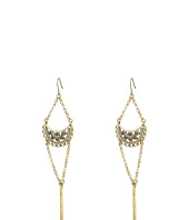 Lucky Brand - Openwork Chandelier Earrings III
