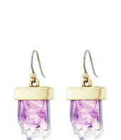 Lucky Brand - Druzy Drop Earrings