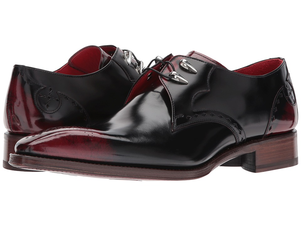 Jeffery-West - Moon Brody Shade (Bordeaux) Mens Shoes