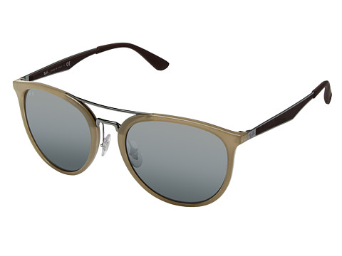Ray-Ban RB4285 55mm - Light Brown/Grey Gradient Mirror