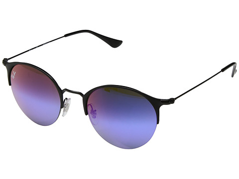 Ray-Ban RB3578 50mm - Black/Blue Gradient Mirror