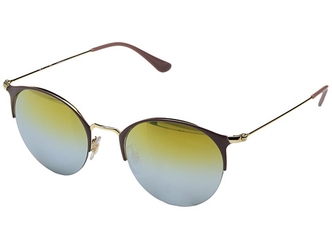 Ray-Ban RB3578 50mm - Light Brown/Green Gradient Mirror