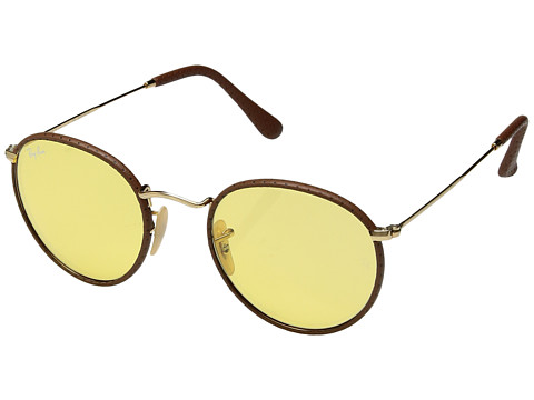 Ray-Ban RB3475Q 50 - Brown/Yellow Photocromatic