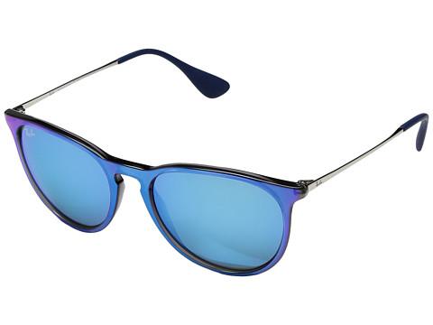 Ray-Ban Erika RB4171 54mm - Flash Blue/Blue Mirror