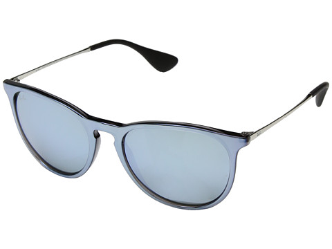 Ray-Ban Erika RB4171 54mm - Flash Grey/Silver Mirror