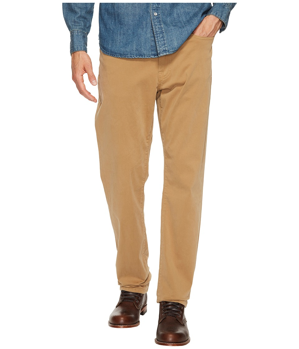 Lucky Brand 410 Athletic Fit in Pale Ale (Pale Ale) Men