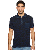 Lucky Brand - Indigo Palm Polo Shirt