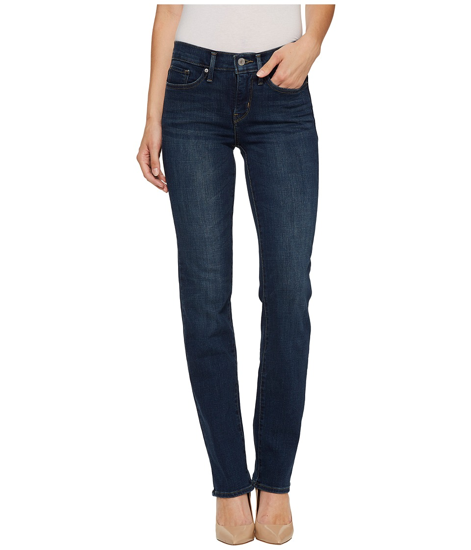 Levis(r) Womens - 314tm Shaping Straight (Heart of Glass) Womens Jeans