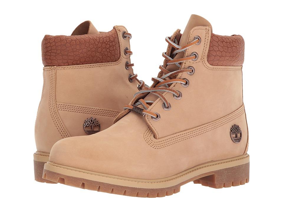 Timberland Pioneer Premium 6 Boot (Iced Coffee Waterbuck ...