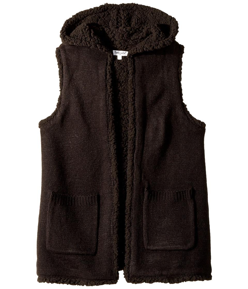 Splendid Littles - Hooded Sherpa Vest