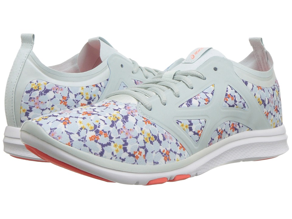 ASICS - Gel-Fit Yui 2 SE (Sprout Green/Flash Coral/White) Womens Cross Training Shoes
