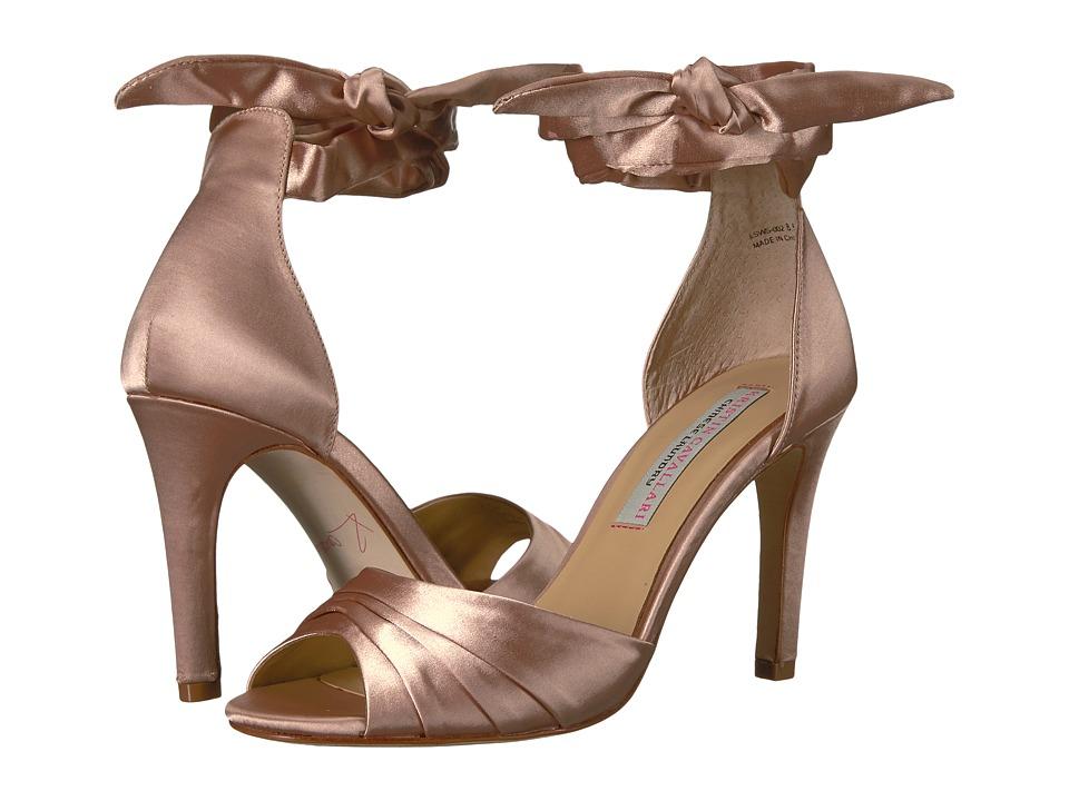 Kristin Cavallari Lilac (Summer Nude Satin) High Heels