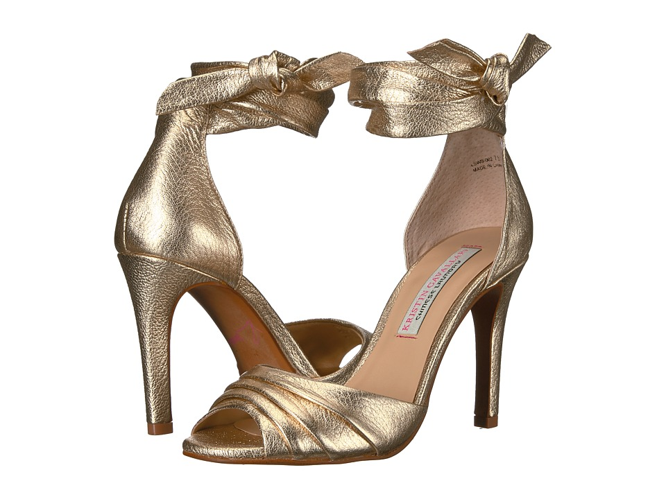 Kristin Cavallari Lilac (Gold Metallic) High Heels