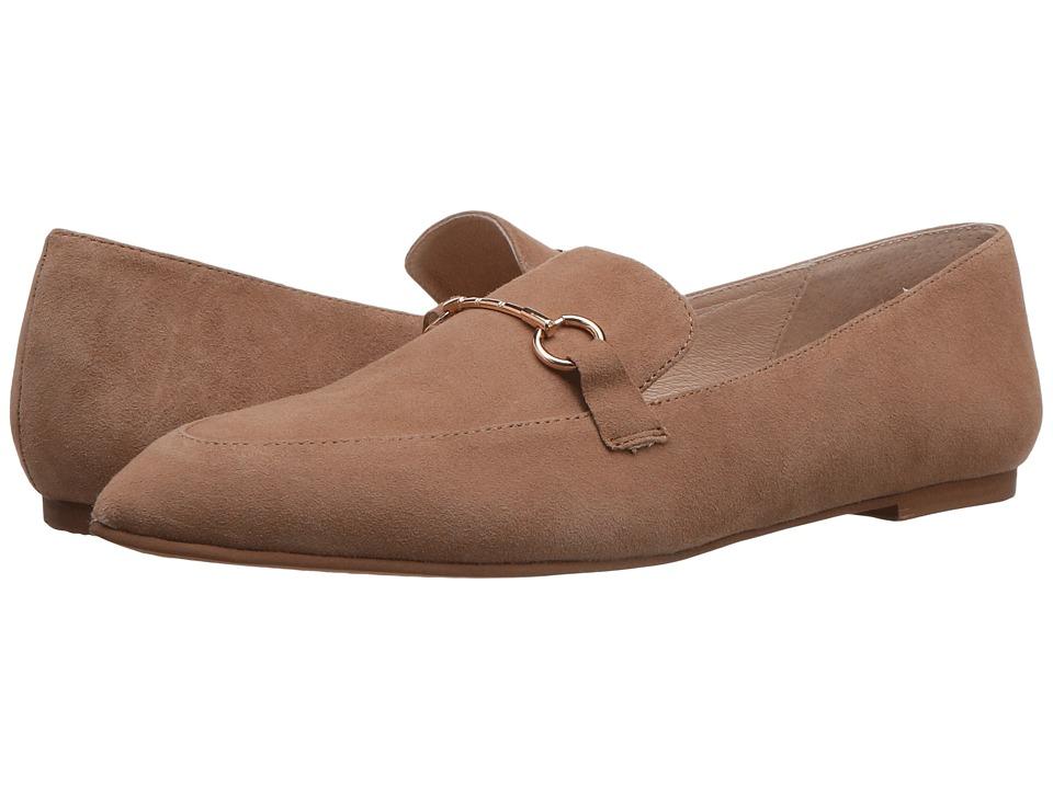 Kristin Cavallari Cambrie Loafer (Clay Kid Suede) High Heels